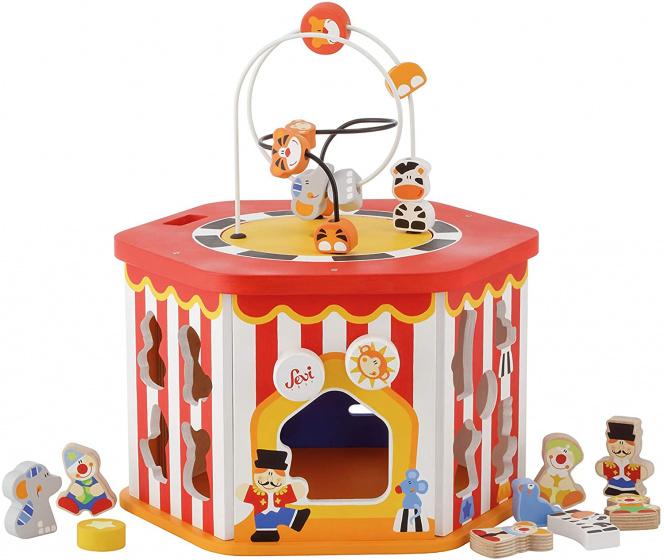 Sevi activity speelgoed 36 x 41 cm hout