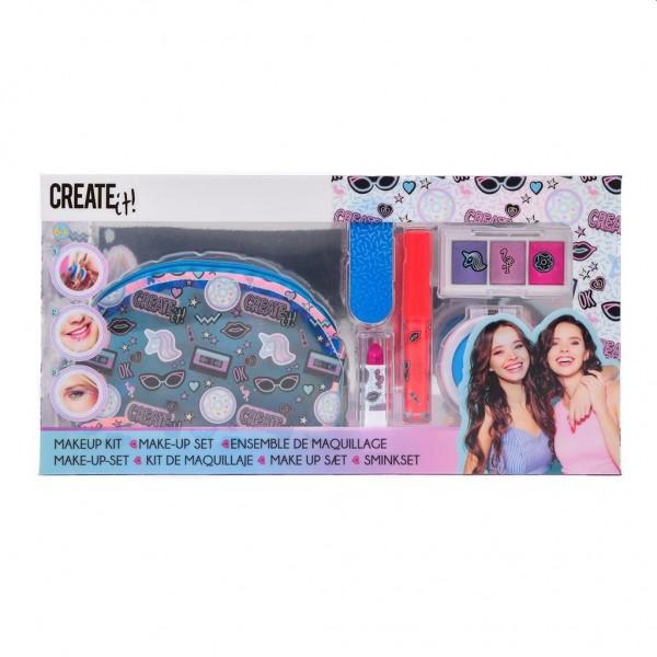 Create It! Make-Up Set met Tasje Neon