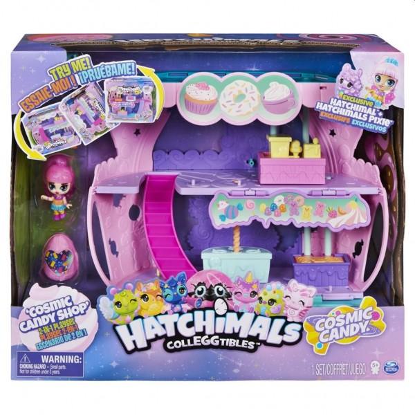 Hatchimals Colleggtibles Season 8 2in1 Playset