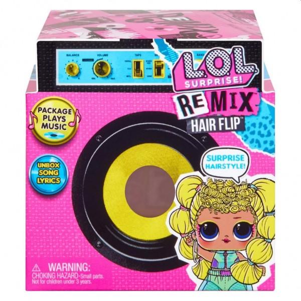 LOL Surprise Remix Hair Tots