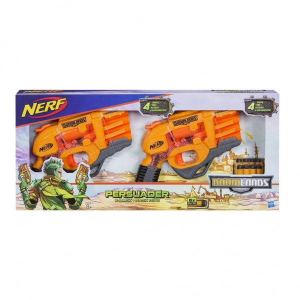 Nerf Doomlands Persuader 2-Pack