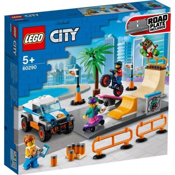60290 LEGO City Skate Park