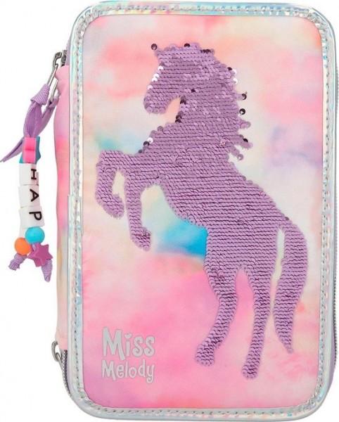 Miss Melody 3-Vaks Etui Batik