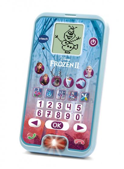 VTech leertelefoon Frozen 2 junior 4,3 x 15 x 21,6 cm