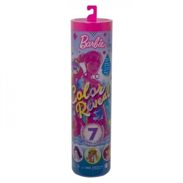 Barbie Color Reveal