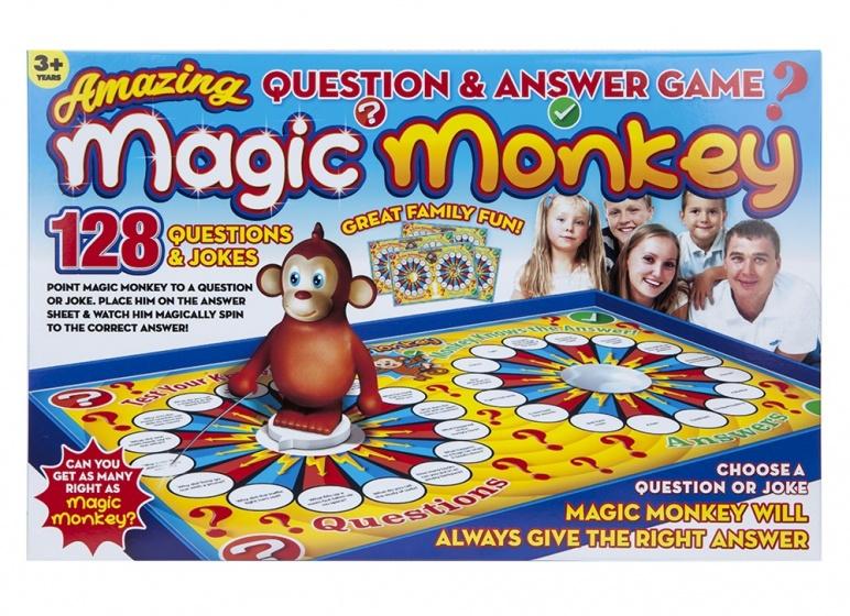 Kamparo gezelschapsspel Magic Monkey