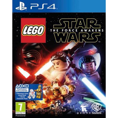 LEGO Star wars (PlayStation 4)