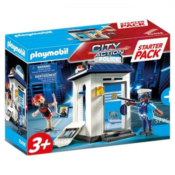 70498 Playmobil Starterpack Politie