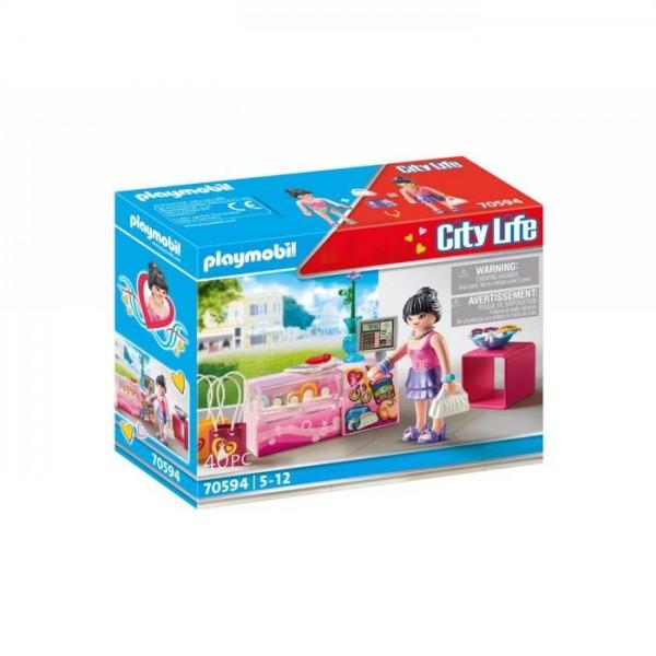 70594 Playmobil City Mode-Accessoires