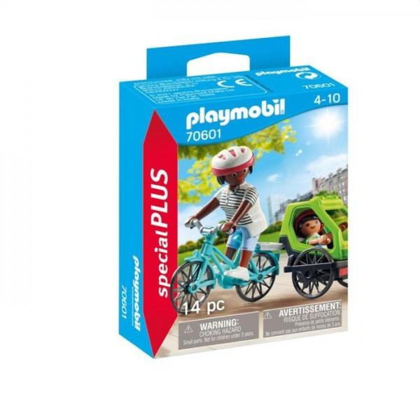 70601 Playmobil Fietstocht