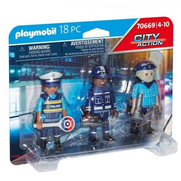 70669 Playmobil Figurenset Politie