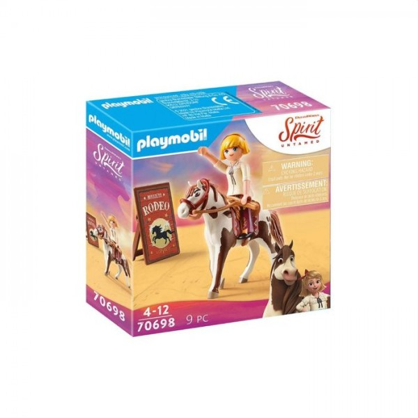 70698 Playmobil Spirit Rodeo Abigail