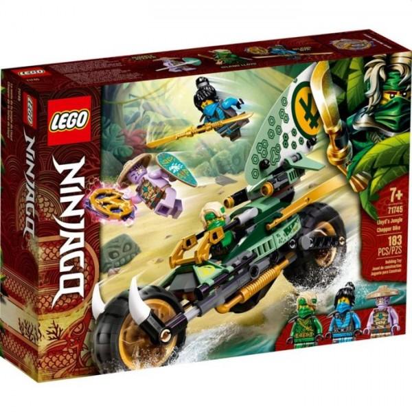 71745 LEGO Ninjago Lloyd's Junglechopper