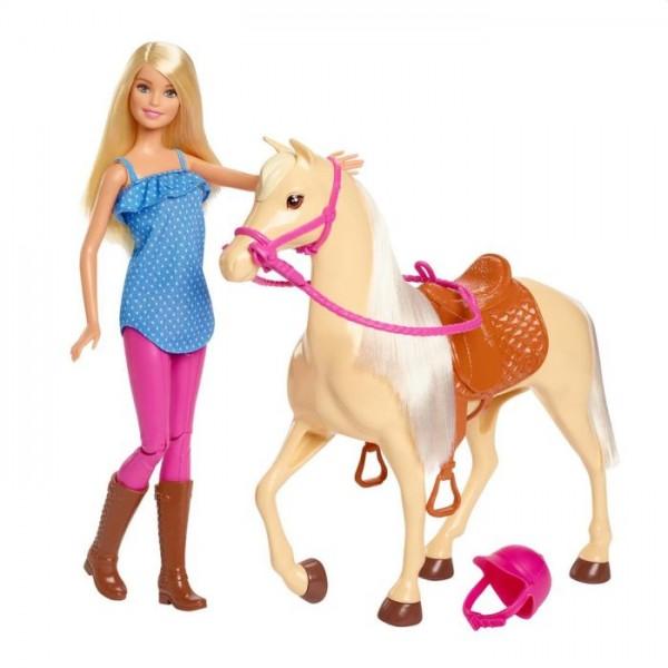 Barbie Paard En Pop