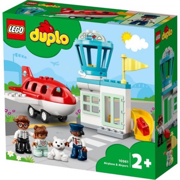 10961 Lego Duplo Airplane & Airport