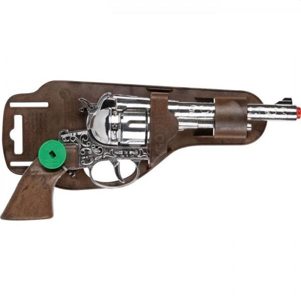 Klappertjes pistool 12 Schoten