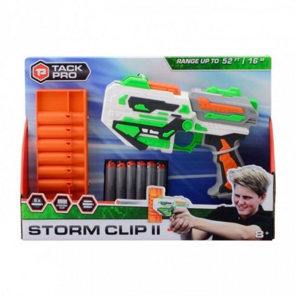 Tack Pro Storm Clip 6 Clips 6 Darts 31cm