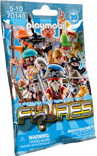 PLAYMOBIL Figures Series 20 jongens (70148)