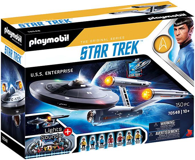 PLAYMOBIL Star Trek USS Enterprise NCC 1701 (70548)